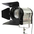 Falcon Eyes Bi-Color LED Spot Lampe Dimmbar CLL-4800R 5500K auf 230V Demo