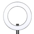 Falcon Eyes Bi-Color LED Ringlampe Dimmbar DVR-384DVC auf 230V
