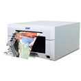 DNP Digitaler Dye Sublimation Foto Drucker DS620 Demo
