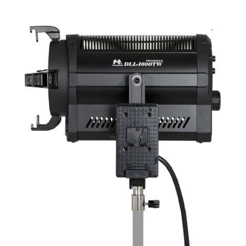 falcon eyes bi color led spot lampe dimmbar dll 1600tw auf 230v. Black Bedroom Furniture Sets. Home Design Ideas