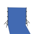 Linkstar Background System + Hintergrund Chroma Blau 2.9 x 5m