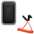 Miops Mobile Remote Trigger mit Canon C1 Kabel